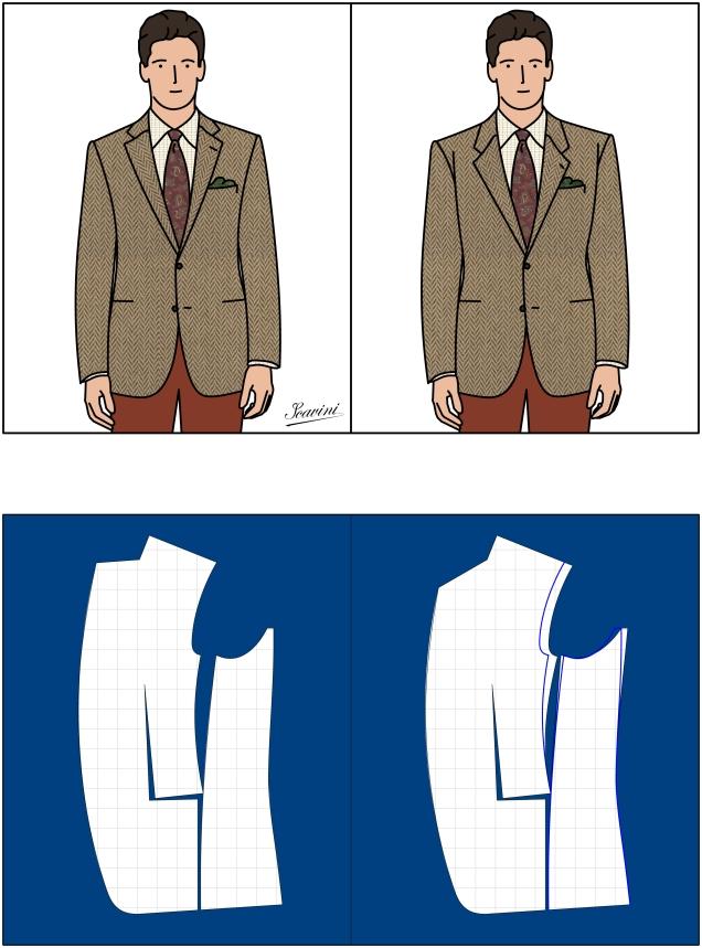 drape cut