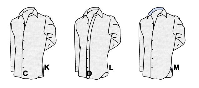 chemise détails 3