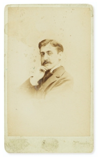 Marcel Proust vers 1896