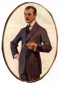 leyendecker suit