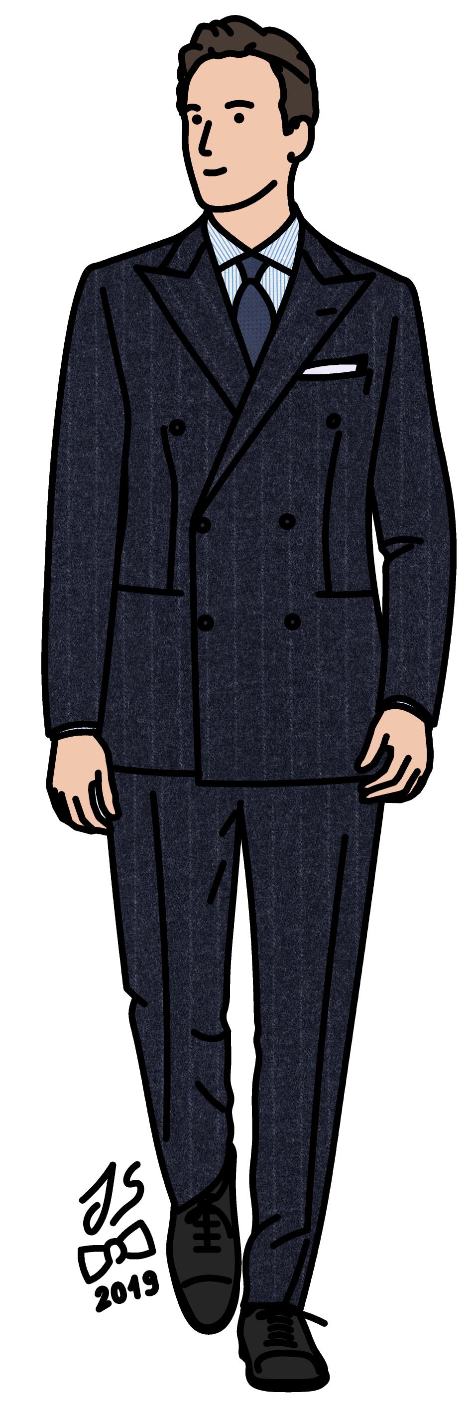 Masculin – Illustrations Vestiaire Collar Et Codes Stiff Du 6qx0wfpAOO