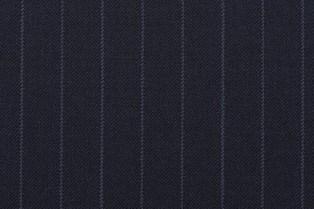 Rayure craie classique dans un tissu sec