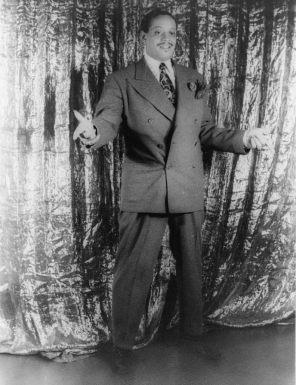 1942 Tiny Bradshaw