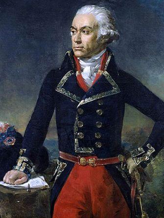 stiff collar Charles-François Dumouriez Général de la révolution
