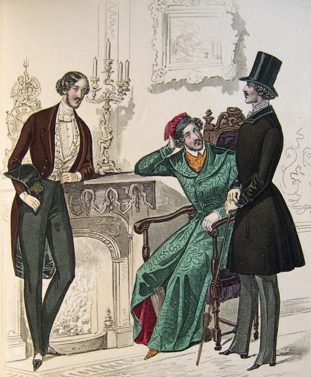 stiff collar wikipedia Chemises Charvet, dont l'une avec un col retourné (1839)