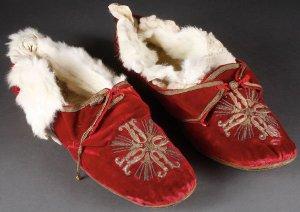 Pie X 1835 1914 pantoufles