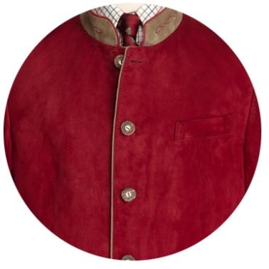 passepoil veste autrichienne