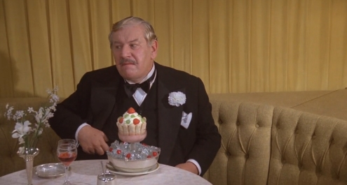 Peter Ustinov as Hercule Poirot 10